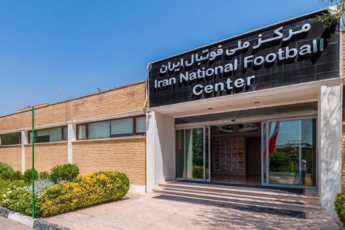 جلسه هیات مدیره فدراسیون در مرکز ملی فوتبال