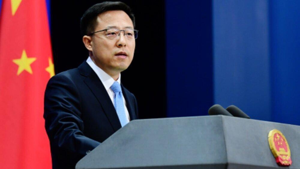 پاسخ چین به ادعای بوریس جانسون و رد ادعای آسوشیتدپرس