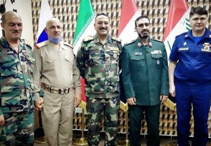 برگزاری نشست چهارجانبه ضدتروریسم در عراق با شرکت نماینده ایران