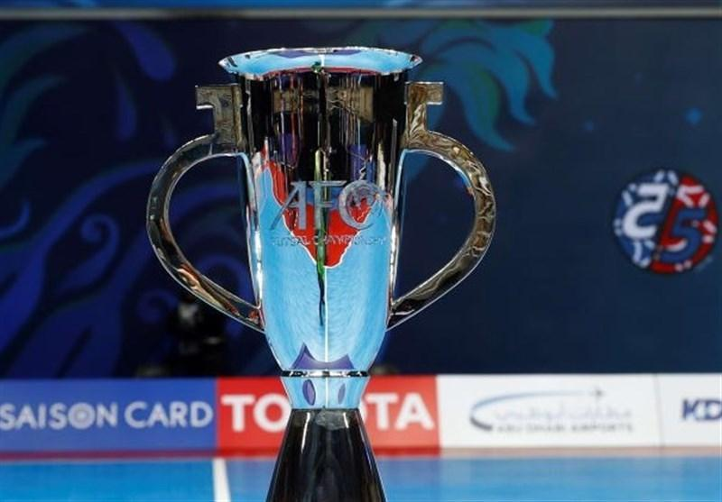 تکلیف میزبان مسابقات فوتسال قهرمانی آسیا پس از تأیید کمیته اجرایی AFC مشخص می شود