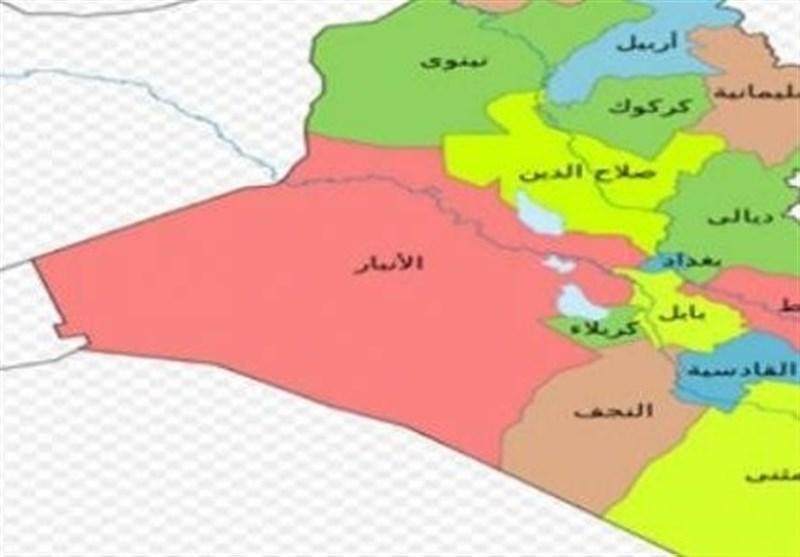 عراق، انفجار بمب در جهت عبور خودروی وابسته به ائتلاف آمریکایی