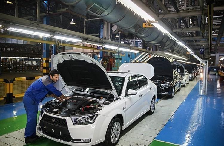 رد شائبه احتکار توسط ایران خودرو