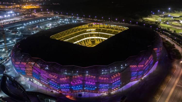 (تصاویر) استادیوم زیبای محل برگزاری ملاقات پرسپولیس