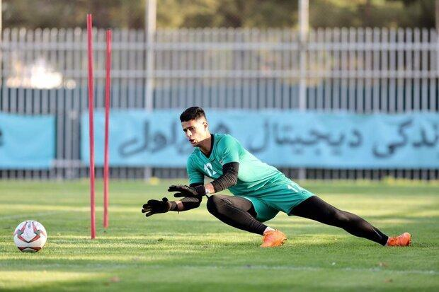 از اولین بازی برای تیم ملی ایران خوشحالم، روزهای خوب فرا می رسند