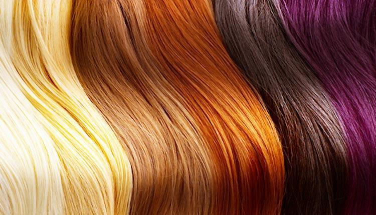 10 فرمول رنگ موی گیاهی و نکات ماندگار کردن آن ها