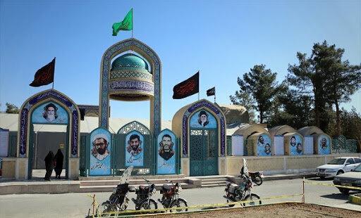 تیموری: آرامگاه شهید محسن حججی جاذبه گردشگری است