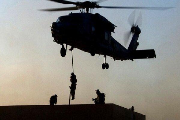 ائتلاف آمریکایی در سوریه 10 غیرنظامی را ربود