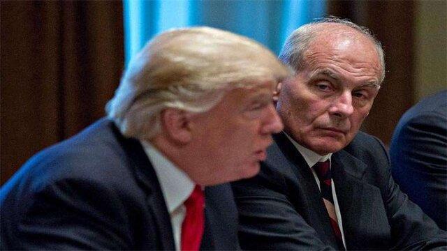 فشار ترامپ بر اخراج روسای پنتاگون، اف بی آی و سیا