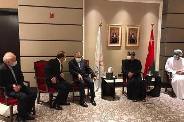 پیشنهاد رئیس کمیته المپیک به همتای عمانی برای عقد تفاهم&zwnjنامه