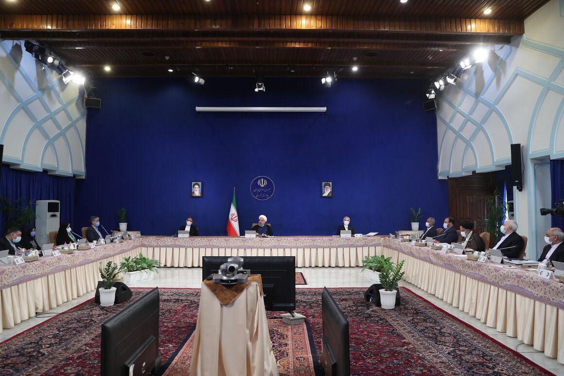 نخستین نشست فوق العاده دولت برای رسیدگی به لایحه بودجه برگزار گردید