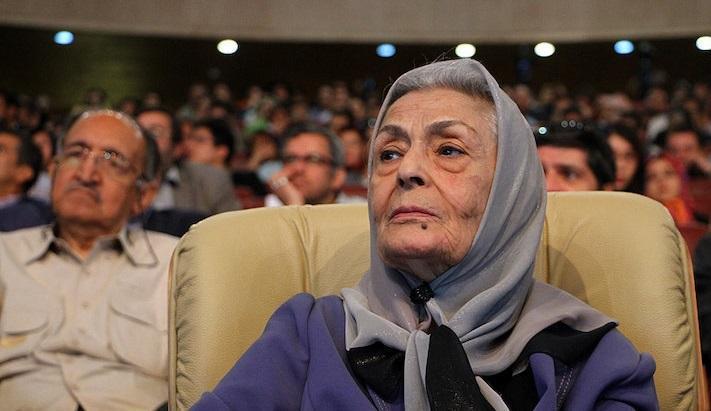 تقدیر یونسکو از ژاله علو با اهدای تقدیرنامه
