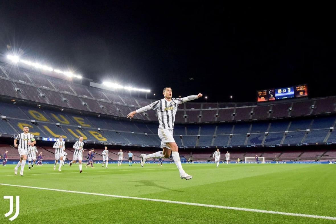 بارسلونا 0 - 3 یوونتوس؛ افتضاح عظیم در نوکمپ!