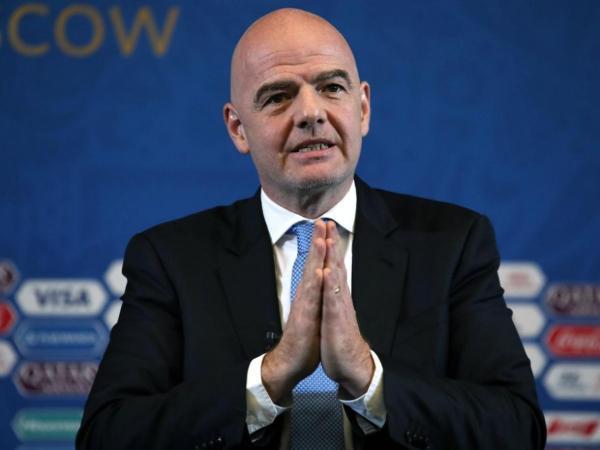 خبرنگاران اینفانتینو: جام باشگاه&zwnjهای 2022 بهترین رقابت باشگاهی در جهان خواهد بود