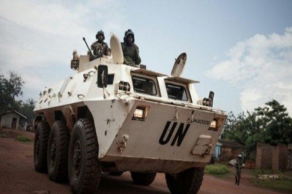 نیروهای سازمان ملل کنترل شهر بانگاسو آفریقای مرکزی را بدست گرفتند