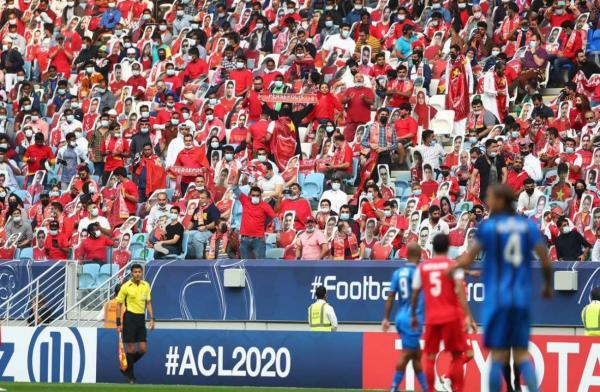 تیم منتخب فینال آسیا با حضور شش پرسپولیسی (عکس)