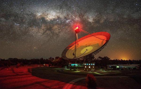 یک سیگنال رادیویی مرموز می تواند از نزدیک ترین ستاره به زمین رسیده باشد