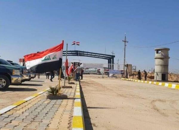 خبرنگاران نماینده عراقی از موافقت با گشایش گذرگاه جدیدی با ایران اطلاع داد