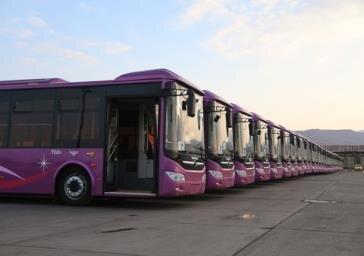 رسیدن به اهداف توسعه پایدار شهری از اولویت های شرکت واحد اتوبوسرانی
