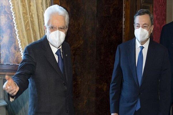رئیس سابق بانک مرکزی اروپا مامور تشکیل دولت در ایتالیا شد