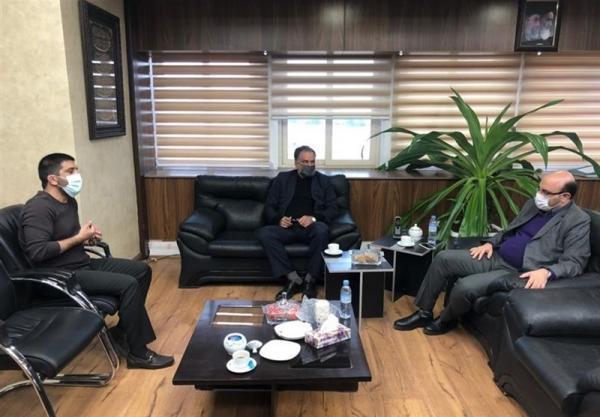 جلسه علی نژاد با دبیر و مددی در وزارت ورزش، رئیس فدراسیون کشتی: از ادامه تیم داری استقلال استقبال می کنیم
