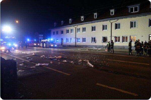 وقوع انفجار در دفتر صلیب سرخ در آلمان، احتمال انفجارهای بیشتر