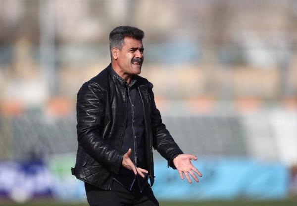 پورموسوی: جام حذفی جام شگفتی ها است، بازی در نیمه اول برای ما سخت شده بود
