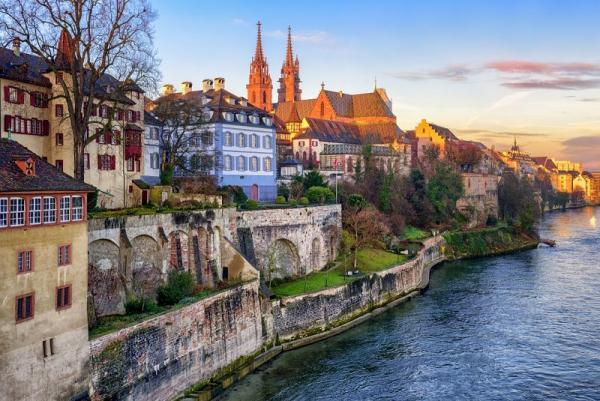 12 جاذبه برتر گردشگری بازل؛سومین شهر بزرگ سوئیس، عکس