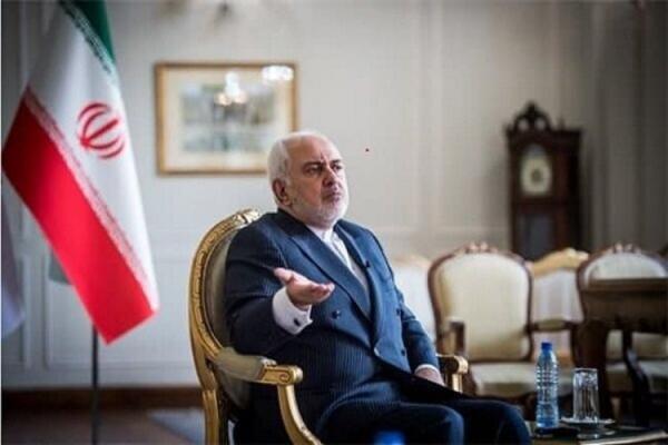 ظریف: سند ایران و چین نیازی به تصویب در مجلس ندارد