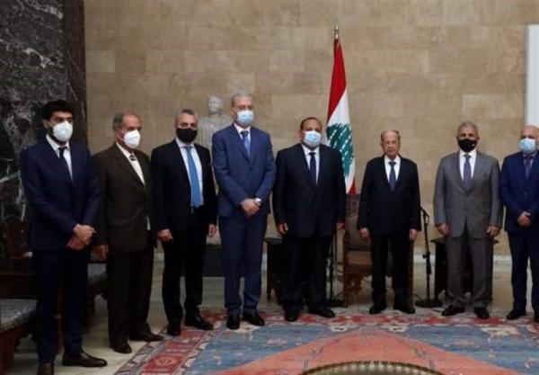 لبنان، تاکید میشل عون بر وحدت ملی برای خروج از بحران و مقابله با فساد