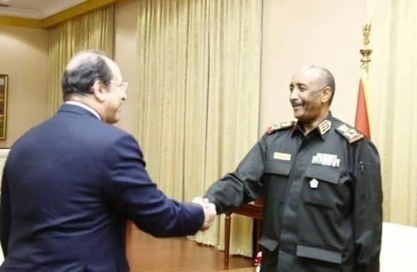 رئیس سازمان اطلاعات مصر پیغام سیسی را به خارطوم برد