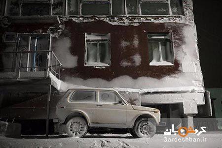 دیکسون؛ جزیره ای یخ زده در روسیه، تصاویر