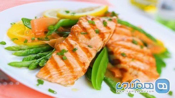 6 خوراکی طبیعی ضد پیری