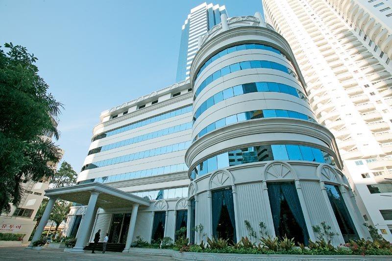 هتل آدریاتیک پالاس بانکوک