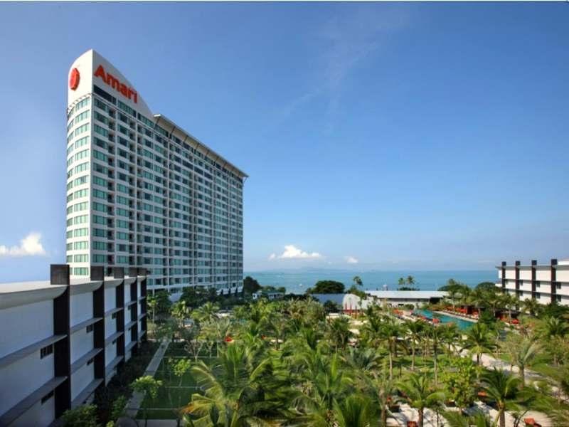 هتل 5 ستاره آماری اوشن پاتایا