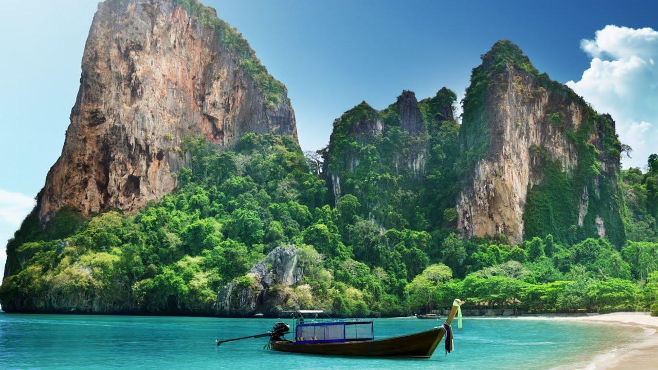 آب و هوای کشور تایلند