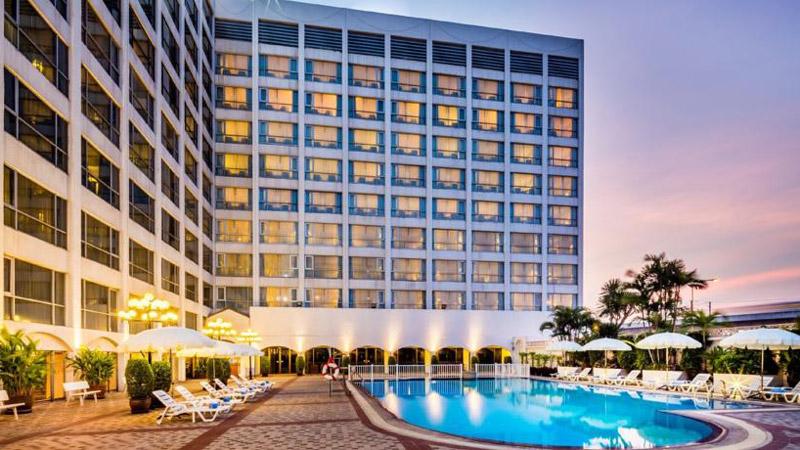 آشنایی با هتل بانکوک پالاس
