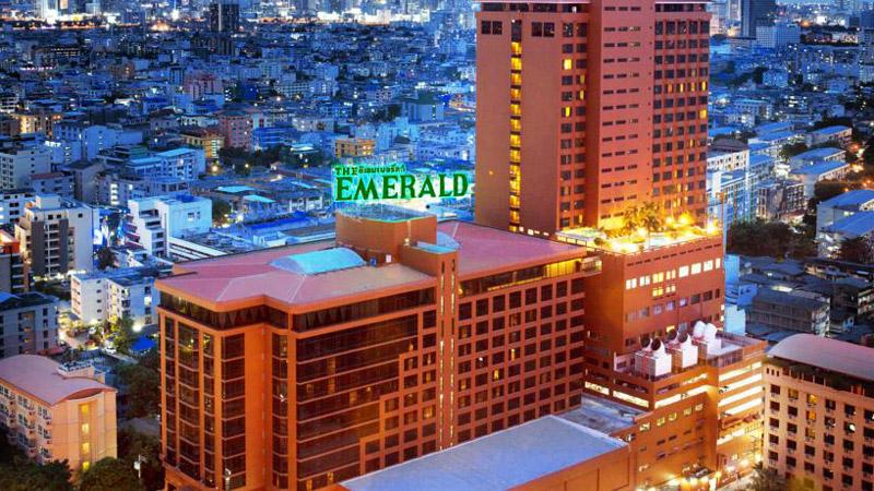 معرفی هتل امرالد بانکوک